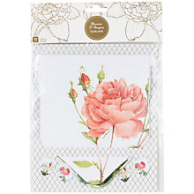Buy Talking Tables Blossom & Brogues Floral Bunting Online at johnlewis.com