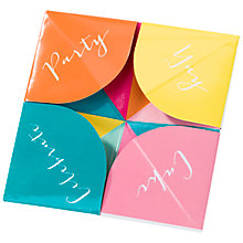 Buy Talking Tables Be Happy Fortune Tellers Online at johnlewis.com