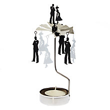 Buy Pluto Bride and Groom Chime Candle Holder Online at johnlewis.com
