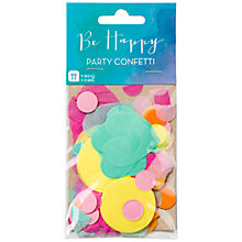 Buy Talking Tables Be Happy Giant Confetti Online at johnlewis.com