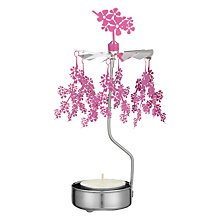 Buy Pluto Blossom Chime Candle Holder Online at johnlewis.com