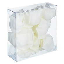 Buy John Lewis Rose Petals, Cream Online at johnlewis.com
