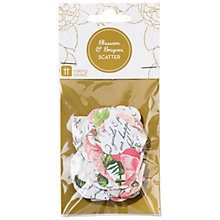 Buy Talking Tables Blossom & Brogues Floral Table Confetti Online at johnlewis.com
