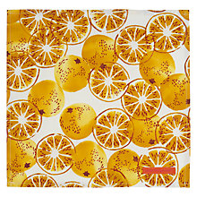 Buy Emma Bridgewater Marmalade Napkins, Set of 4 Online at johnlewis.com