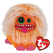 Buy Ty Frizzys Collection Plopsy Soft Toy Online at johnlewis.com
