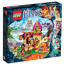 Buy LEGO Elves Azari and the Magical Bakery Online at johnlewis.com