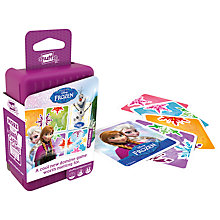 Buy Disney Frozen Shuffle Card Game Online at johnlewis.com