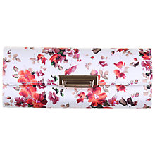 Buy Rainbow Couture Satina Clutch Bag, Ivory Online at johnlewis.com
