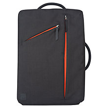 "Buy Moshi Venturo Slim Backpack for Laptops up to 15"" Online at johnlewis.com"