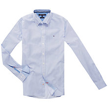 Buy Tommy Hilfiger Inger Print Shirt, Dazzling Blue Online at johnlewis.com