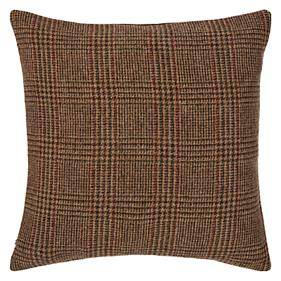 Image of Bronte by Moon Tweed Check Cushion