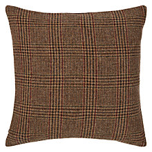 Buy Bronte by Moon Tweed Check Cushion Online at johnlewis.com