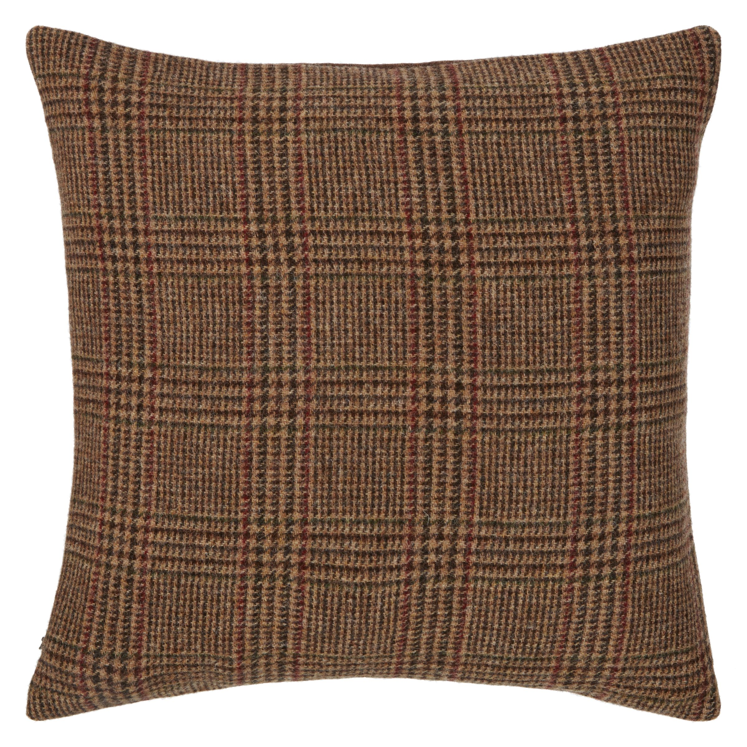 Bronte by Moon Bronte by Moon Tweed Check Cushion