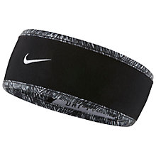 Buy Nike Reversible Sweat Headband Online at johnlewis.com