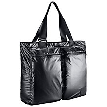 Buy Nike London Metallics Sports Bag, Black Online at johnlewis.com