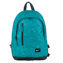 Buy Nike All Access Backpack Online at johnlewis.com
