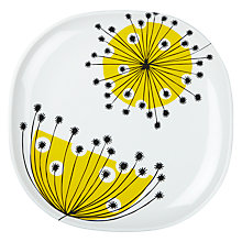 Buy MissPrint Yellow Dandelion Tray Online at johnlewis.com