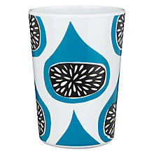 Buy MissPrint Fig Blue Beaker Online at johnlewis.com