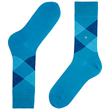 Buy Burlington Manchester Argyle Socks, One Size Online at johnlewis.com