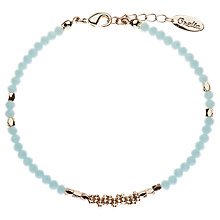 Buy Orelia Bead Sparkle Bracelet Online at johnlewis.com