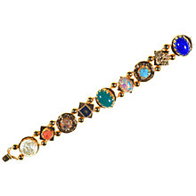 Buy Alice Joseph Vintage 1992 Harrice Simmons Miller Bracelet, Multi Online at johnlewis.com