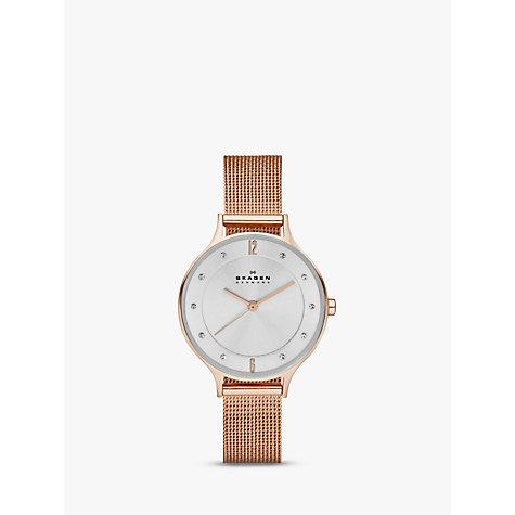 Skagen Rose Gold Women's Watches
