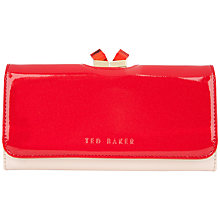 Buy Ted Baker Suuzi Crosshatch Small Purse Online at johnlewis.com