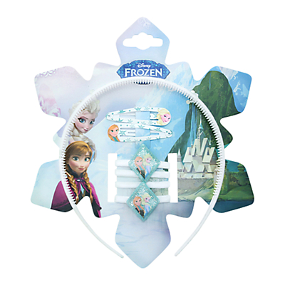 Disney Frozen Anna & Elsa Hair Accessory Set