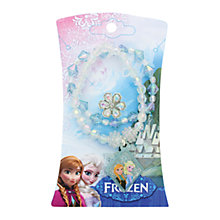 Buy Disney Frozen Anna & Elsa Bracelet & Ring Set Online at johnlewis.com