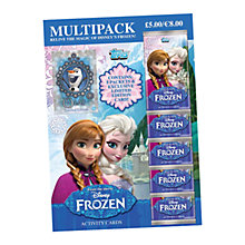 Buy Topps Disney Frozen Trading Card Game, Pack of 5 Online at johnlewis.com