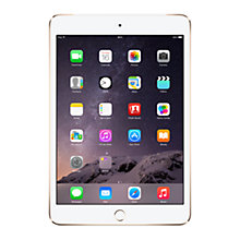 "Buy Apple iPad Air 2, Apple A8X, iOS, 9.7"", Wi-Fi, 128GB Online at johnlewis.com"
