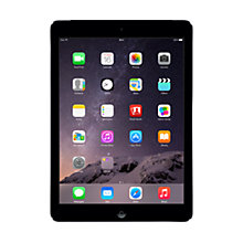 "Buy New Apple iPad mini 3, Apple A7, iOS 8, 7.9"", Wi-Fi & Cellular, 64GB Online at johnlewis.com"