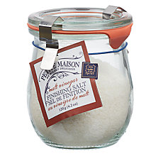Buy Wildly Delicious Malt Vinegar Sea Salt, 125g Online at johnlewis.com