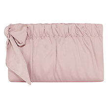 Buy Coast Vida Clutch Bag, Soft Pink Online at johnlewis.com