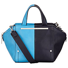 Buy Fiorelli Asher Small Grab Bag, Blue Online at johnlewis.com