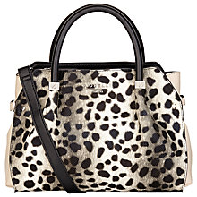 Buy Fiorelli Selena Grab Bag, Leopard Online at johnlewis.com