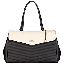 Buy Fiorelli Madison Tote Bag, Monochrome Online at johnlewis.com