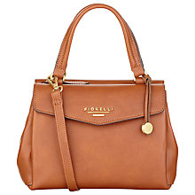 Buy Fiorelli Madison Mini Tote Bag, Tan Online at johnlewis.com