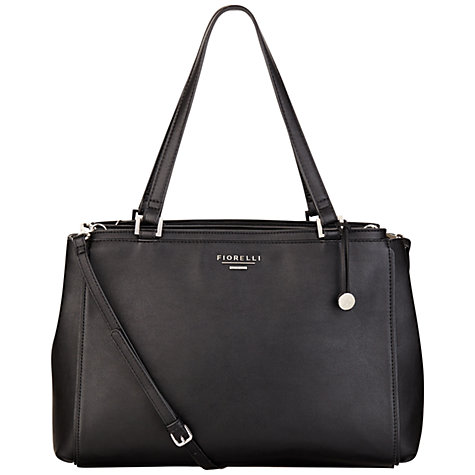 Fiorelli Black Large Shoulder Bag 86