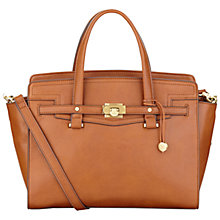 Buy Fiorelli Luella Large Grab Bag, Tan Online at johnlewis.com