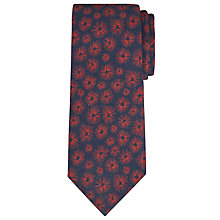 Buy JOHN LEWIS & Co. Shell Print Silk Tie Online at johnlewis.com