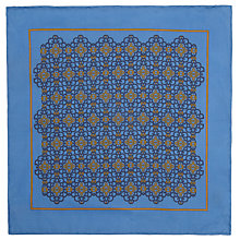 Buy John Lewis Tile Print Pocket Square Online at johnlewis.com