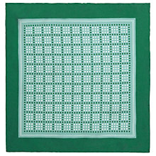 Buy John Lewis Micro Dot Print Pocket Square Online at johnlewis.com