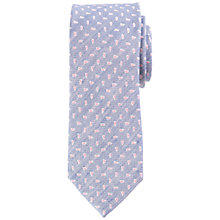 Buy John Lewis Mini Foulard Pattern Silk Tie Online at johnlewis.com