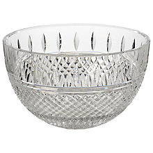 Buy Waterford Irish Lace Bowl, Dia.25cm Online at johnlewis.com