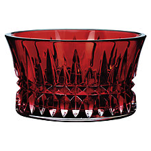 Buy Waterford Lismore Diamond Nut Bowl Online at johnlewis.com