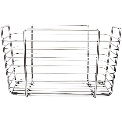 Bliss Linear Wire Bathroom Storage Basket