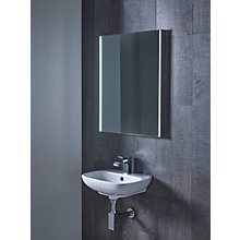 Buy Roper Rhodes Precise Illuminated Bathroom Mirror Online at johnlewis.com