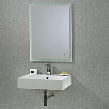Buy Roper Rhodes Intense Illuminated Bathroom Mirror Online at johnlewis.com