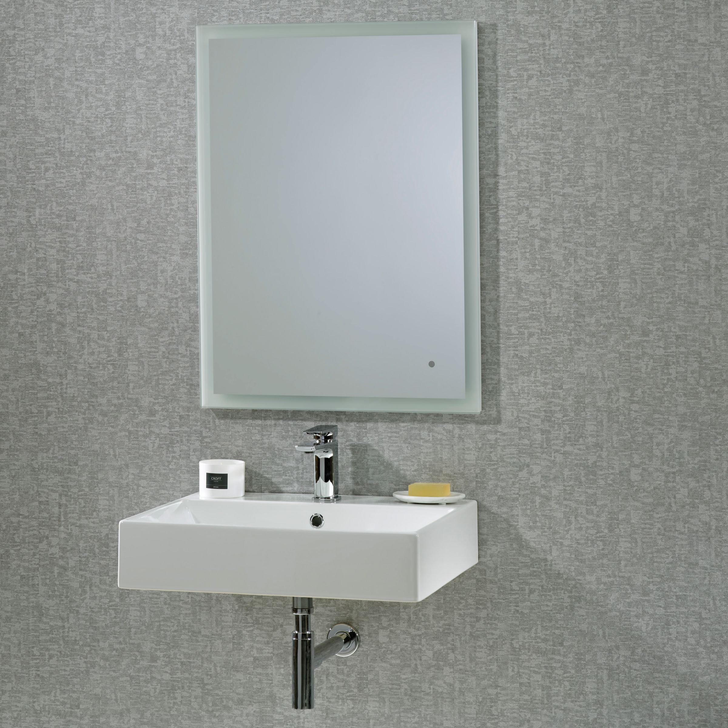 Roper Rhodes Roper Rhodes Intense Illuminated Bathroom Mirror